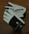 Pair of Leather sailing gloves
